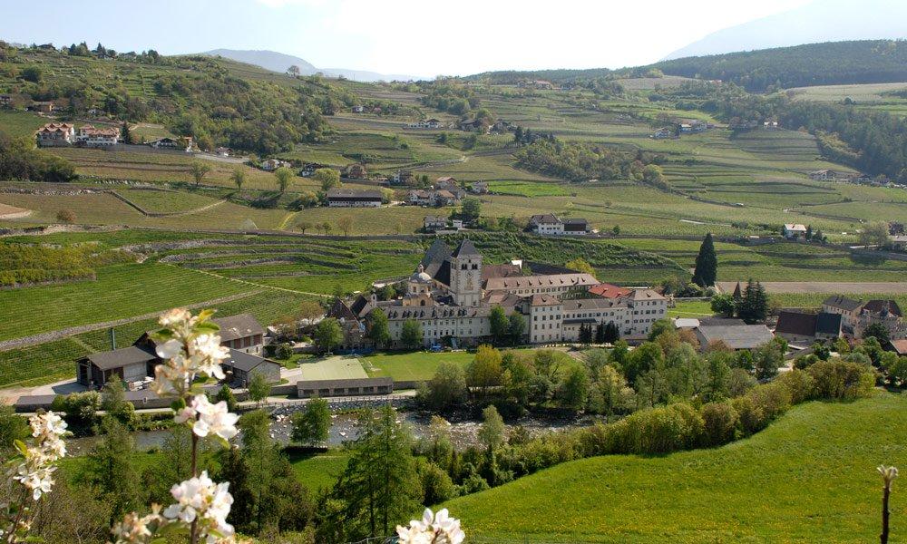 Brixen und Umgebung: Hier lässt es sich vorzüglich studieren