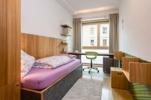 Kolpinghaus student residence 26